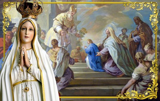 Apresentação de Nossa Senhora - Imagem Destacada 1