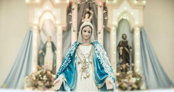 Nossa Senhora das Graças 6