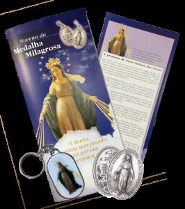 Novena da Medalha Milagrosa de Nossa Senhora das Graças 3