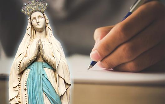 Testemunho - Nossa Senhora de Lourdes