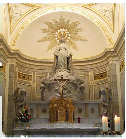 Capela de Nossa Senhora da Medalha Milagrosa