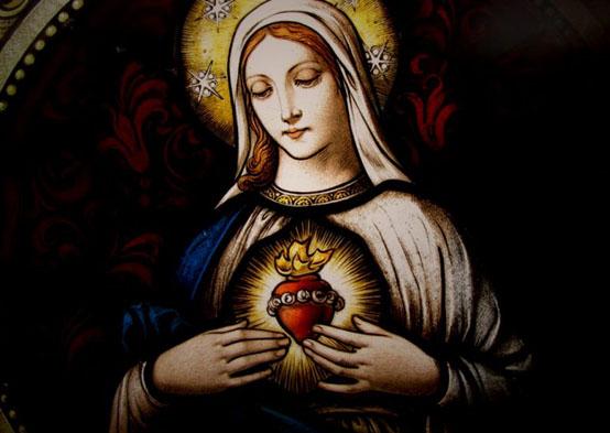 """Imaculado Coração de Maria - """"Tudo por Jesus, mas nada sem Maria!"""""""