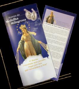 Novena da Medalha Milagrosa de Nossa Senhora das Graças