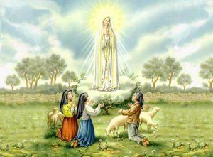 Aparição de Nossa Senhora de Fátima aos Três Pastorinhos