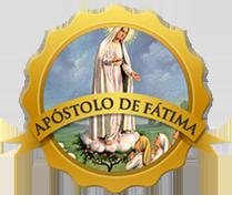 Logo dos Apóstolos de Fátima no texto O Alerta dos Pastorinhos de Fátima