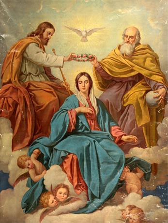 Oração da Rainha do Céu