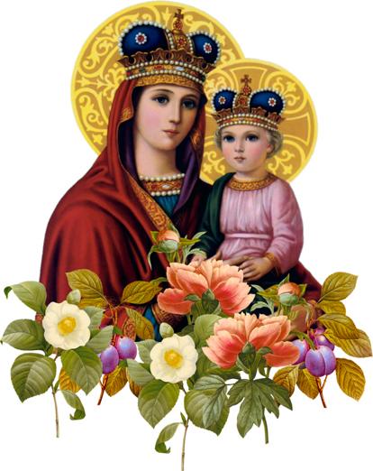 Imagem de Nossa Senhora da Saúde