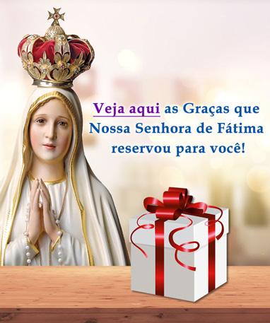 Botão Apóstolos de Fátima no texto 103 Anos que Nossa Senhora de Fátima tenta Salvar a humanidade