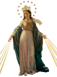 Nossa Senhora das Graças da Medalha Milagrosa
