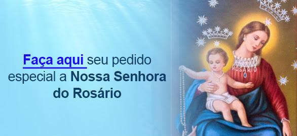 Vela Virtual de Nossa Senhora do Rosário