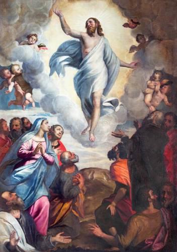 Dia da Ascensão de Jesus Cristo Nosso Senhor