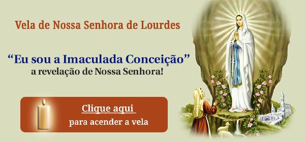 Vela de Nossa Senhora de Lourdes